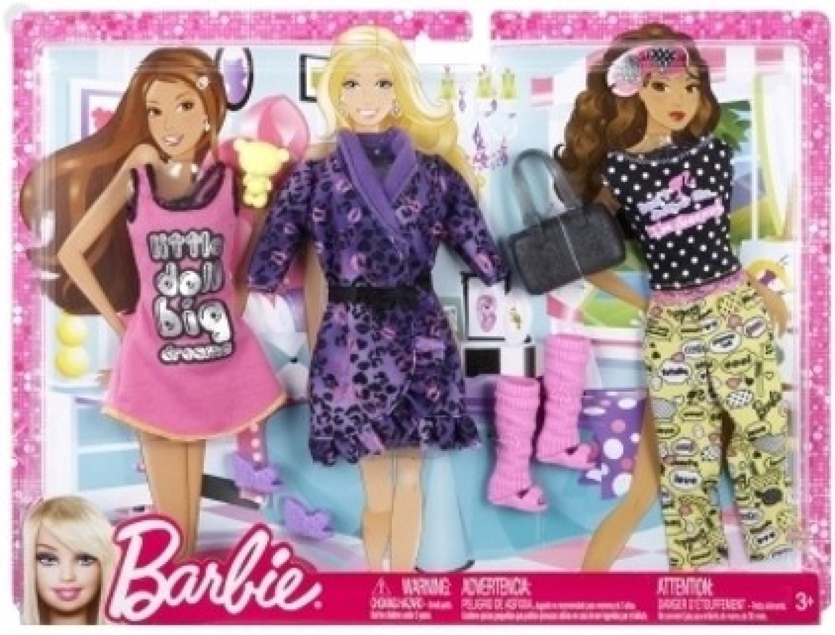 Barbie fashion trend set 26