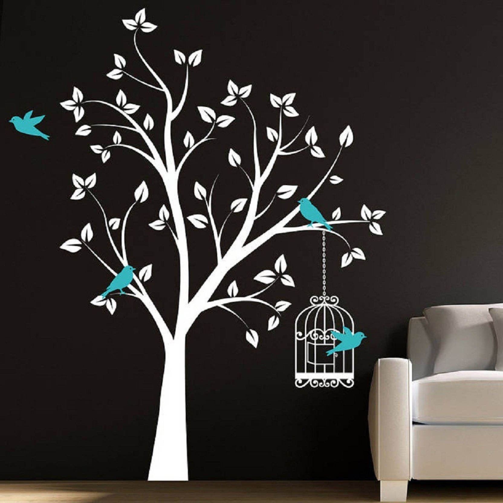 Дерево для на стене