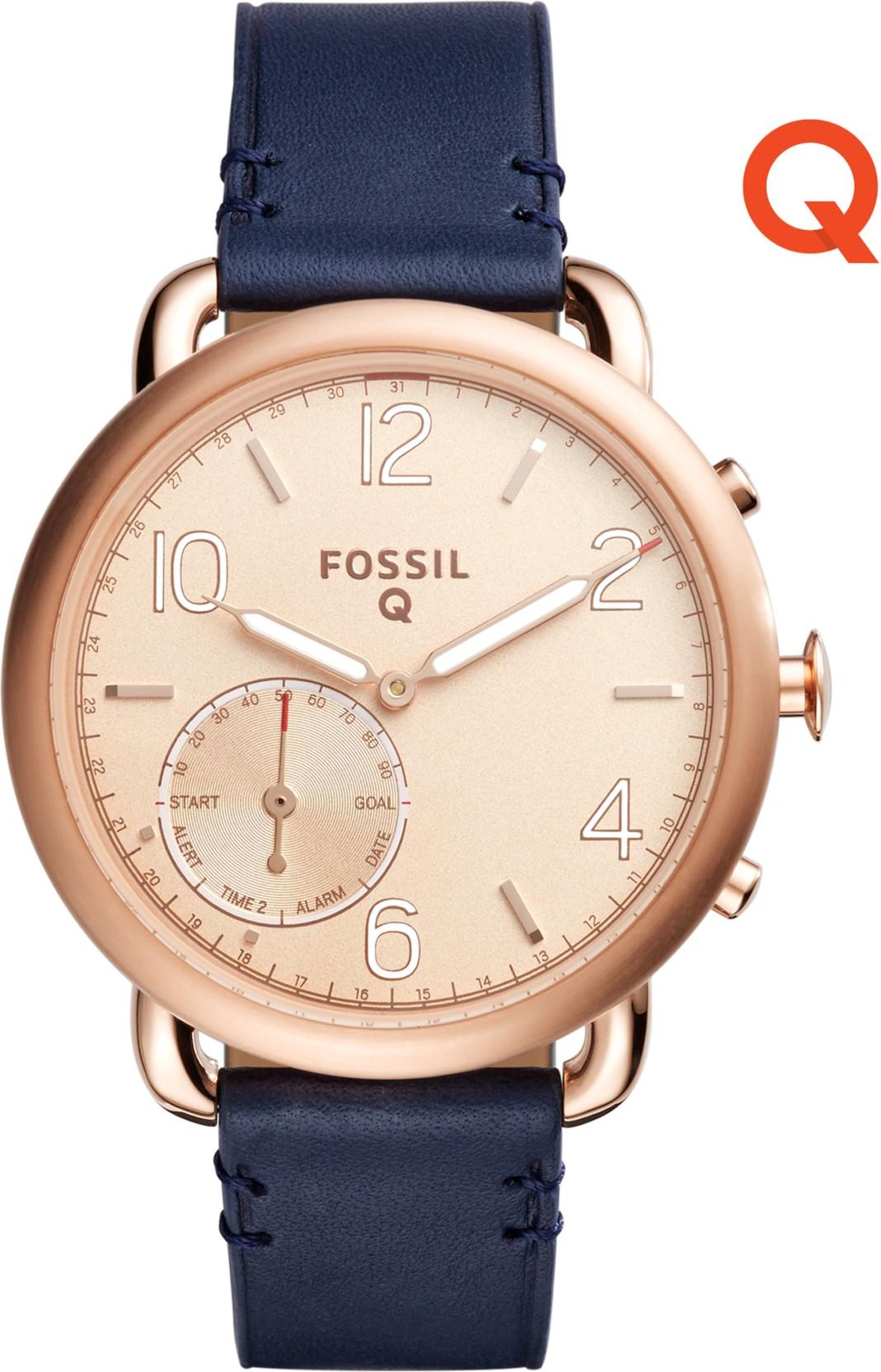 Fossil Gen 1 Smartwatch Q54 Pilot Leather Strap Ftw10051 Daftar Obral Jam Tangan Pria G Shockga1100