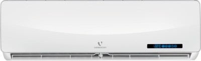 Videocon 1 Ton 5 Star BEE Rating 2017 Split AC  - White(VSN35.WV1-MDA)