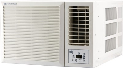 Micromax 1.5 Ton 3 Star Window AC  - White(ACW18ED3CS01WHI, Copper Condenser)