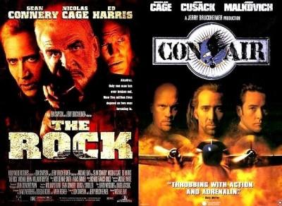 Con Air / Rock(DVD English)