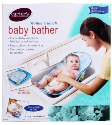 Carter's Bather Baby Bath Seat(Blue)
