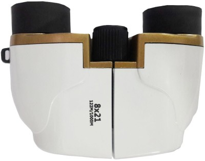 CP CP8x21 Binoculars(21 mm, Black, White)