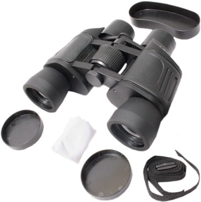 JM 8x40 Powerful Prism Binoculars(50 mm, Black)