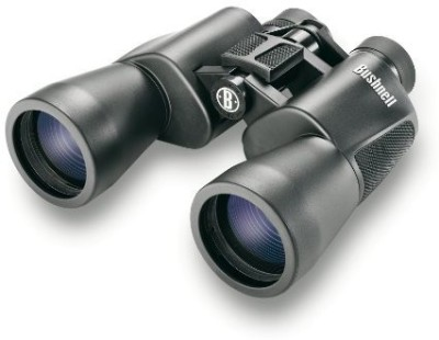 Bushnell Powerview 20X50 Super High-Powered Surveillance Binoculars Binoculars(50 mm, Black)