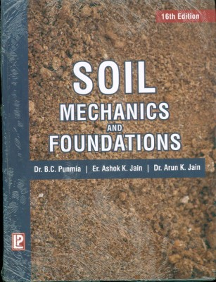 Soil mechanics and foundation engineering by bcpunmia pdf