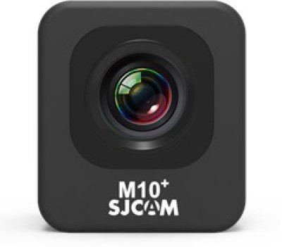 SJCAM SJ M10 WIFI PLUS 170 HD wide-angle fish-eye lens, non deformable Sports & Action Camera(Black)