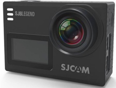 SJCAM SJ6 LEGEND Adjustable Viewing Angle: 166H= 120 V=89 Sports & Action Camera(Black)