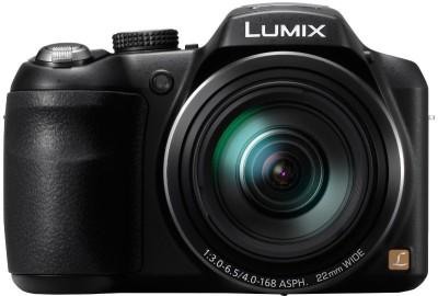 Panasonic Lumix DMC-LZ40 Point & Shoot Camera(Black)