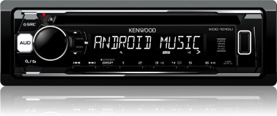 Kenwood KDC-1010U Car Stereo(Single Din)
