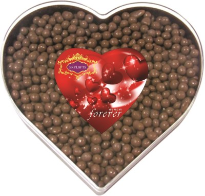 Skylofts Nut Butterscotch Nutties Heart Box Chocolate Bars(400 g)