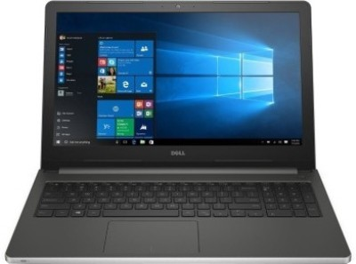 Dell Inspiron Core i7 6th Gen - (8 GB/1 TB HDD/Windows 10 Home/2 GB Graphics) 5559 Laptop(15.6 inch, SIlver)