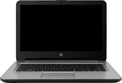 HP Core i3 6th Gen - (4 GB/1 TB HDD/DOS) 348 G3 Laptop(14 inch, Black, 2 kg)