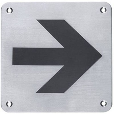 Nexus Direction Sign Emergency Sign