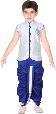 Kute Kids Boys Kurta and Dhoti Pant Set