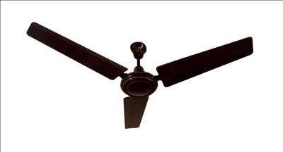 Ortem TECAIR- 3 Blade Ceiling Fan(Brown)
