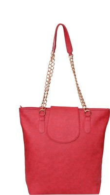 Essart Shoulder Bag(Red)