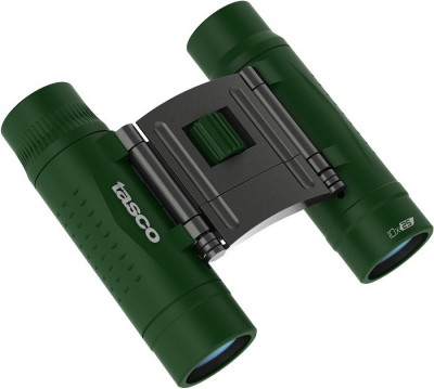 Tasco TASCO ESSENTIAL 10X25MM ROOF PRISM BINOCULAR Binoculars(25 mm, Green)