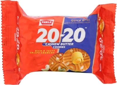 Parle 20-20 Cashew Butter Cookies(80 g)