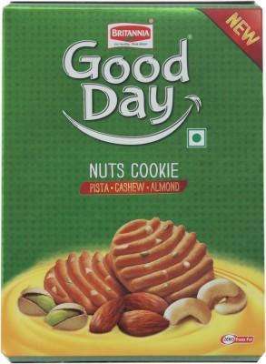Britannia Good Day - Nut Cookies(250 g)