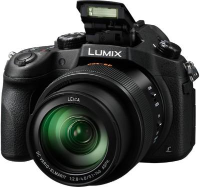 Panasonic DMC-FZ1000 Nil Advanced Point & Shoot Camera(BLACL)