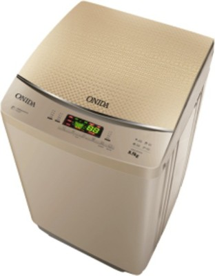 Onida 8.5 kg Fully Automatic Top Load Washing Machine Gold(T85GRDD)