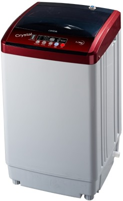 Onida 6.2 kg Fully Automatic Top Load Washing Machine Red, White(T62CRD)