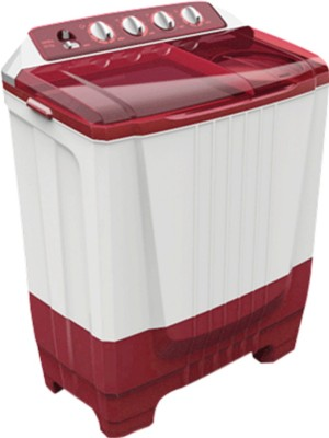 Onida 8 kg Semi Automatic Top Load Washing Machine Red(S80SCTR)