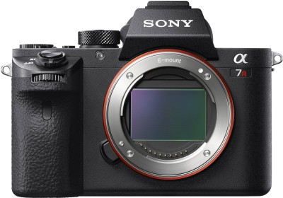 Sony Alpha 7R II Mirrorless Camera BODY(Black)