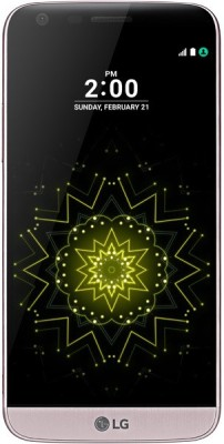 LG G5 (Pink & Black, 32 GB)(4 GB RAM)