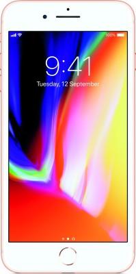 Apple iPhone 8 Plus (Gold, 256 GB)