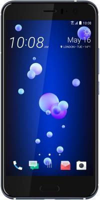 HTC U11 (Amazing Silver, 128 GB)(6 GB RAM)