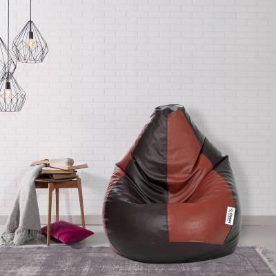 Flipkart SmartBuy XXL Bean Bag Cover  (Without Beans)