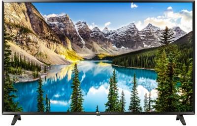 LG 164cm (65 inch) Ultra HD (4K) LED Smart TV(65UJ632T)