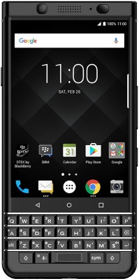 Blackberry Keyone (Black, 64 GB)(4 GB RAM)