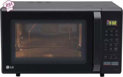 LG Microwave Oven(MC2846BV, Black)