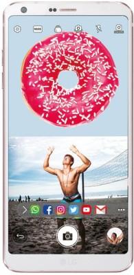 LG G6 (White, 64 GB)(4 GB RAM)
