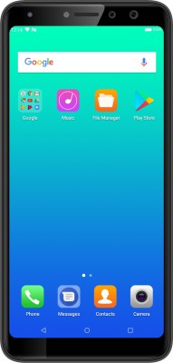 Micromax Canvas Infinity Pro (Black, 64 GB)(4 GB RAM)