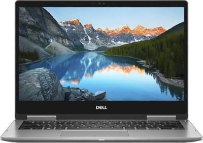 Dell Inspiron 13 7000 Core i7 8th Gen - (16 GB/512 GB SSD/Windows 10 Home) 7373 2 in 1 Laptop(13.3 inch, Era Grey, 1.45 kg)