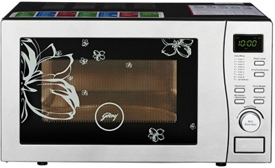 Godrej 19 L Convection Microwave Oven(GMX 519 CP1 PZ, White Rose)