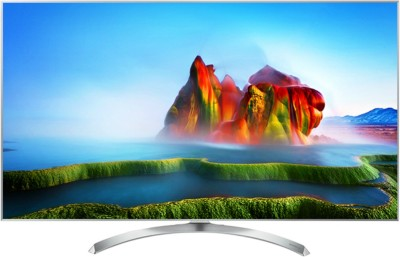 LG 123cm (49 inch) Ultra HD (4K) LED Smart TV(49SJ800T)