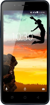 Karbonn Yuva 2 (Black & Blue, 16 GB)(2 GB RAM)