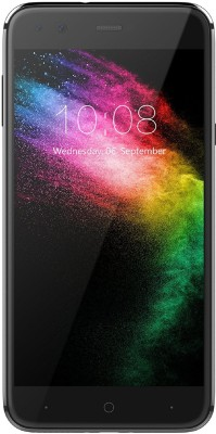 InFocus Snap 4 (Midnight Black, 64 GB)(4 GB RAM)