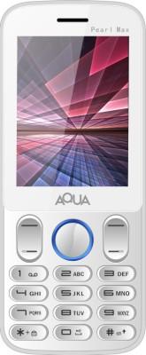 Aqua Pearl Max(White Blue)