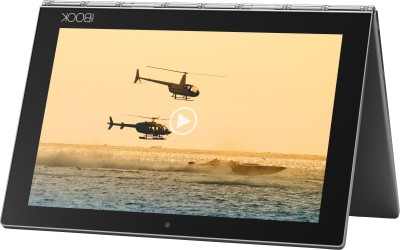 Lenovo Yoga Book 64 GB 10.1 inch with Wi-Fi+4G Tablet(Gunmetal Grey)