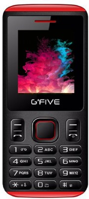 Gfive U707(Black & Red)