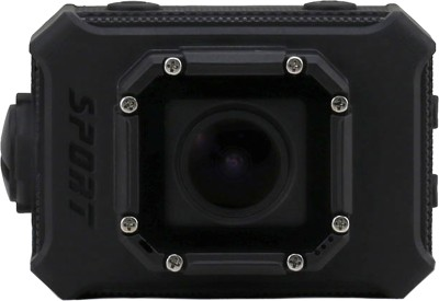 Hubert S9 4K Ultra HD Wifi Sports Action Camera 170 degree Sports & Action Camera(Black)