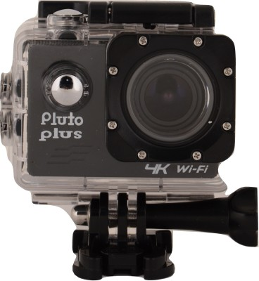 Pluto Plus SJ8000 SJ8000 Sports and Action Camera(Black 16 MP)