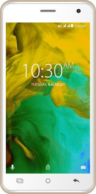 Karbonn K9 Smart Yuva 4G VoLTE (Gold, 8 GB)(1 GB RAM)